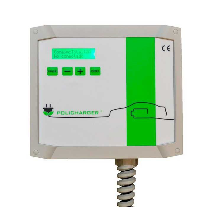 Wallbox recharge equipment - Policharger IN-T1 Type 1 connector