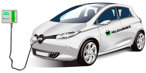 Wallbox-Policharger electric car chargers